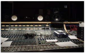 Instrumental Beats studio
