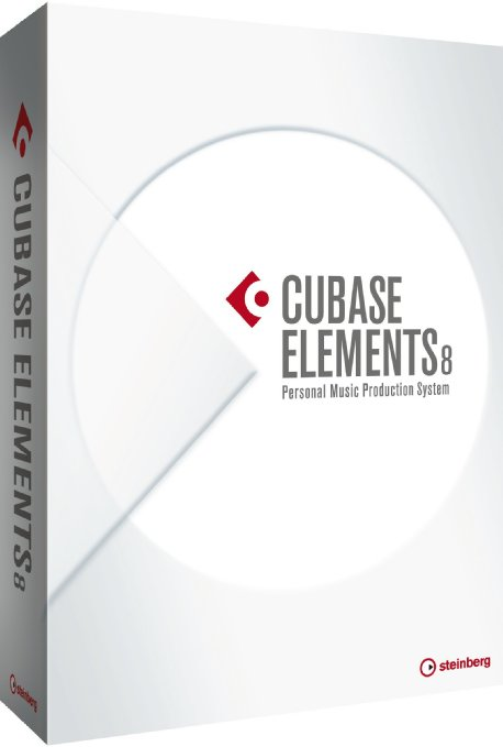 DAW Cubase 8 Home Recording Software