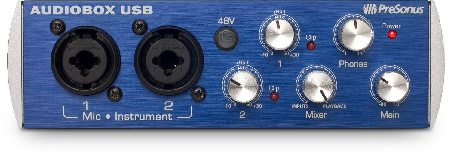 Presonus Audio Interface