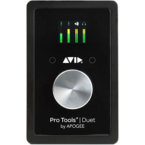 Pro Tools Duet Audio Interface